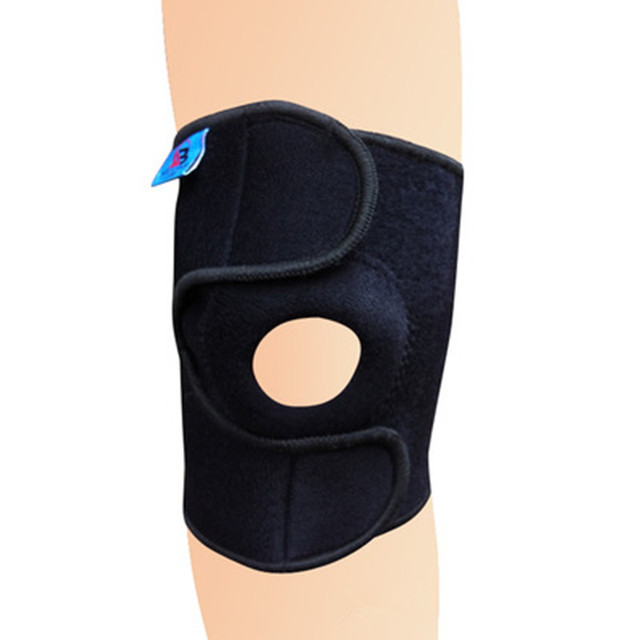 5ac24cd76d Elastic Neoprene Knee Support Adjustable Patella Knee Brace Runners Knee  Pad Safety Guard Strap for Running