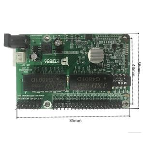 Image 5 - 5 port switch Gigabit modulo è ampiamente usato in LED linea 5 port 10/100/1000 m contatto porta mini modulo switch PCBA Scheda Madre