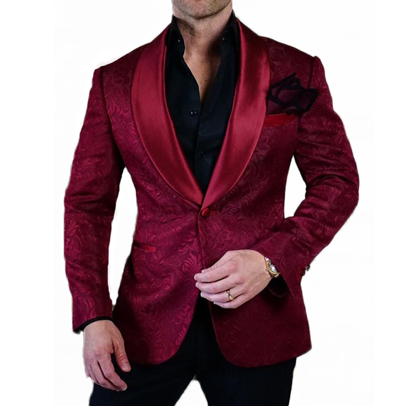 2018 Latest Style Gentleman Formal Business Suits Groom Tuxedos For Wedding Prom C364