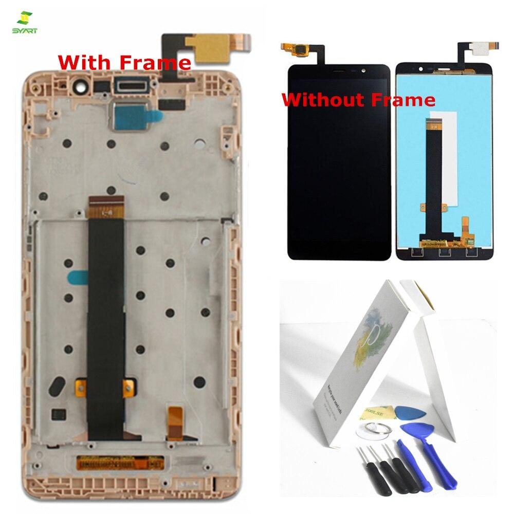 Redmi Note3 Pro Pour Xiaomi Hongmi Redmi Note3 Pro Note 3pro LCD Affichage à L'écran Tactile Digitizer Assemblée Remplacement Complet AA