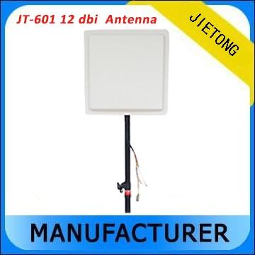 (865 868MHz or 902 928MHz,Customized) ABS Material Waterproof Linear/Circular Polarization High Gain 12dbi RFID UHF Antenna