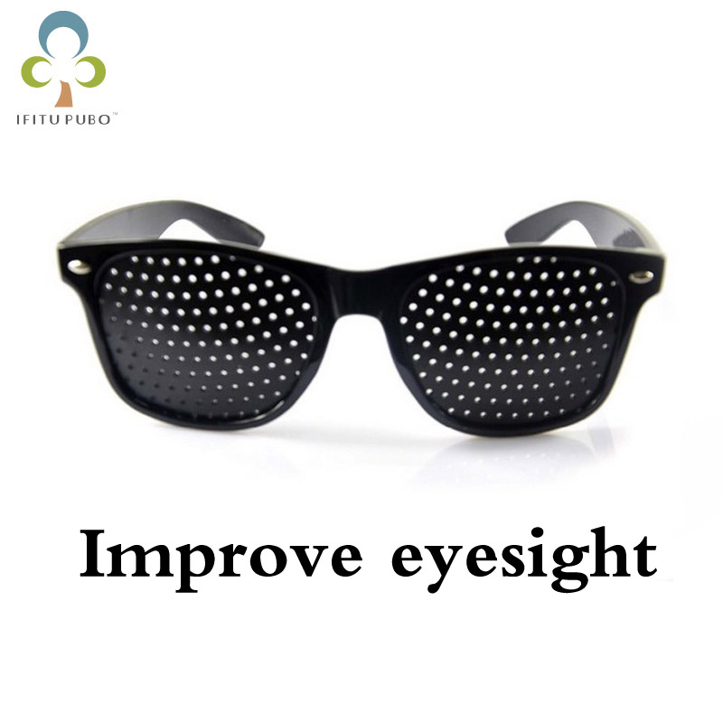 Aliexpress.com : Buy Black Unisex Vision Care Pin Hole