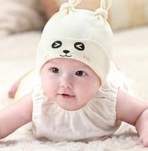 2016 New Cotton Baby Cap Lovely Animal Toddler Infant Newborn Kids Caps Boys Girls Sleeping Baby Hats Accessories TM17
