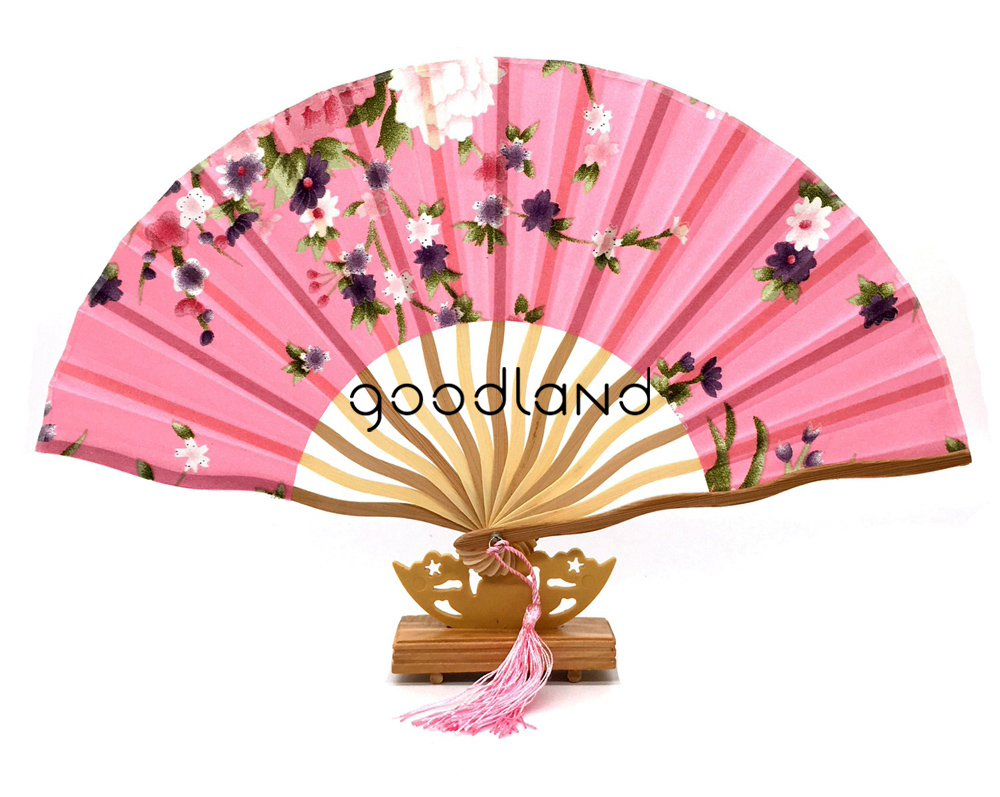 ⑥Free Shipping 10pcs Chinese Cherry Blossom Cloth Fabric Folding ...