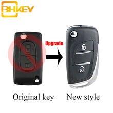 Bhkey 2 кнопки Новое на застежке с отделением для салона автомобиля