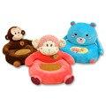 70 cm Moda Assento Do Bebê Assento Da Cadeira Sofá Poltrona Transat Dos Desenhos Animados Animal Bonito do Jogo Jogo Portátil Cadeira Crianças Almofada Do Sofá S3006