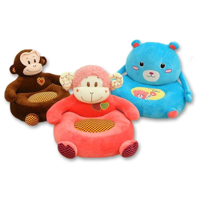 Cuscini Gioco Per Bambini.70 Cm Moda Poltrona Sede Del Bambino Cartone Animato Animale