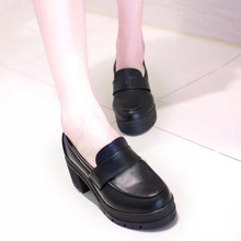 New Japan JK Uniform Shoes Universal Lolita Shoes Students Shoes Cosplay Shoes Free Shipping