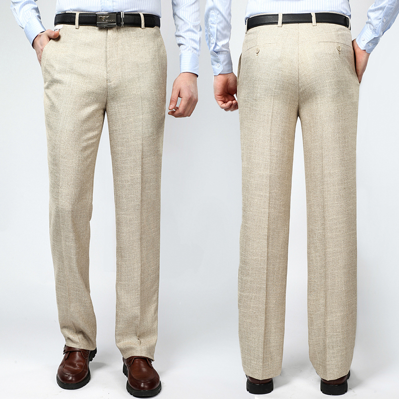 mens summer dress pants - Pi Pants