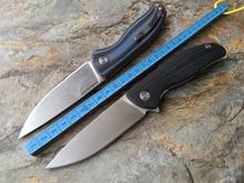 2015 высокое качество Подшипников системы F3 медведь голову нож D2 стеклоочистителя G10 2 цвет Ручки Multi выбор стиля Открытый кемпинг инструмент нож
