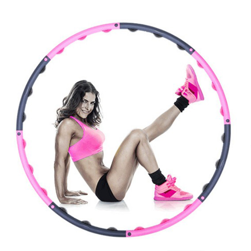 1 5kg New comfort adult women overweight fitness sport hoop body shaping weight loss removable
