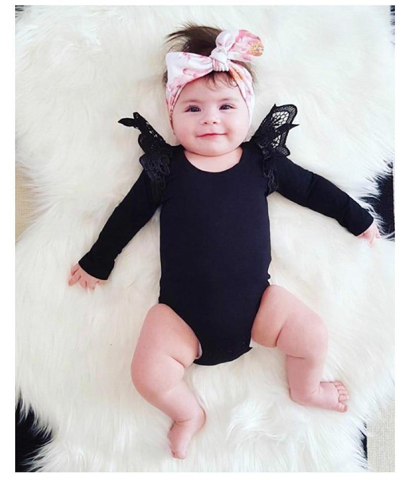 compra meglio colore n brillante grande sconto Principessa della neonata del cotone body a manica lunga ...