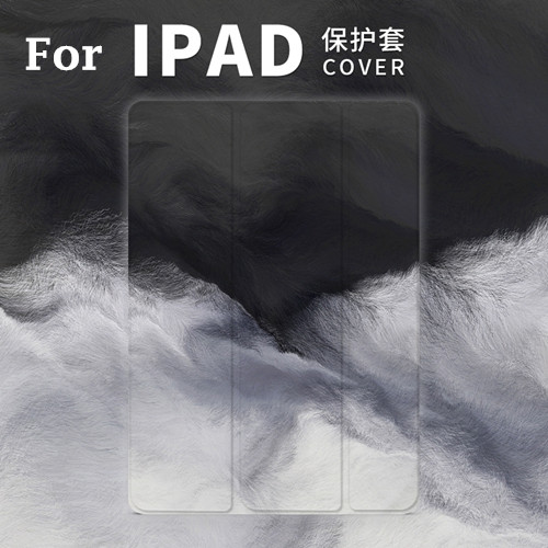 Black White Magnet PU Leather Case Flip Cover For iPad Pro 9.7 10.5 Air Air2 Mini 1 2 3 4 Tablet Case For New ipad 9.7 2017 mimiatrend tige for apple ipad air 1 2 air2 flip pu leather case smart cover for new ipad 9 7 2017 tablet case for ipad pro 9 7