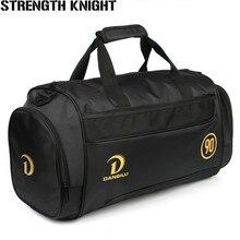 цена на Waterproof Large Nylon Shoulder Bag Men Luggage Bag Sports Gym Totes Bags Convenient Multifunction Women Travel Bags Duffle