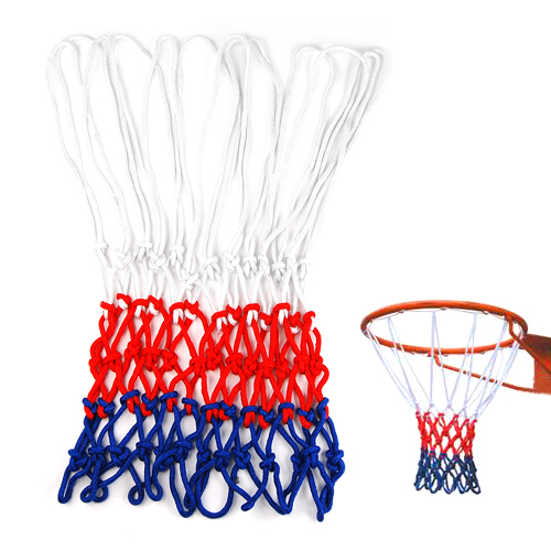 ELOS-Basketball Net Outdoor Sports Training Entertainment Basketball Rim Mesh Net Standard Basketball Net