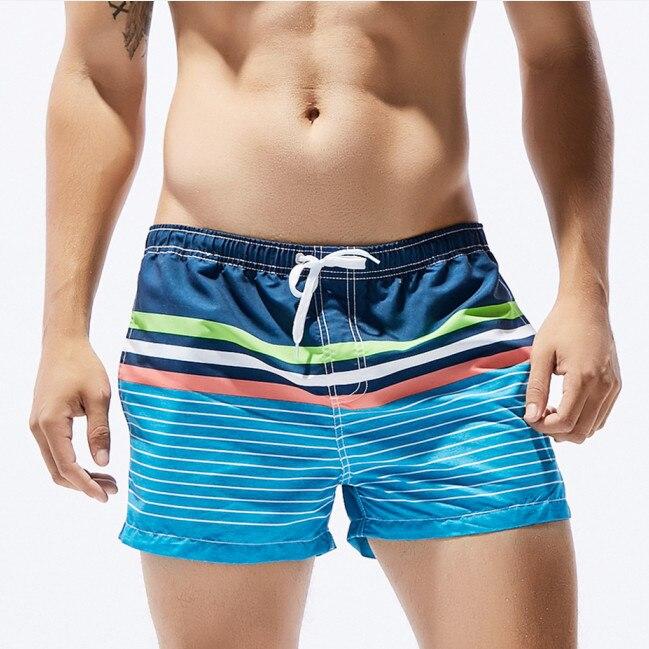 Summer Fashion Bermuda Board Shorts Uomo Beach Short Costume da bagno - Abbigliamento da uomo