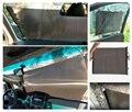 Voiture rétractable pare-soleil avant pare-brise couverture auto rideau pour Mercedes Benz a-class x-class S65 S63 S600 S560e A180