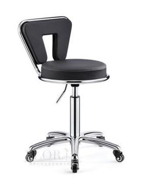 Manufacturer direct hair salon chair/master chair /. Back to back bearing wheel  008