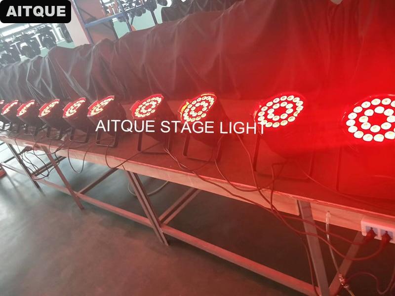 discoteca 10 24x10 w rgbw led light