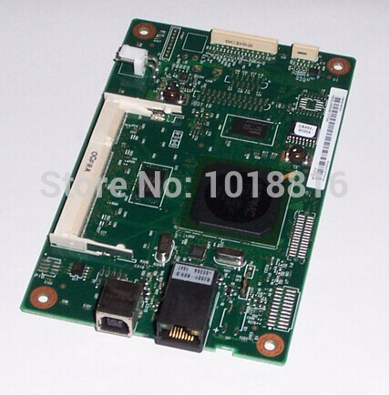 Free shipping Laser jet 100% test  for HP2025 CP2025 CP2320 Logic Formatter Board CB492-60002 printer part on sale
