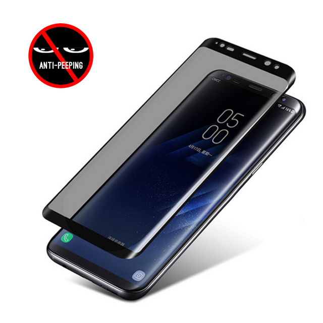 3D Full Curved Privacy Screen Protector