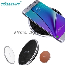 NILLKIN wireless charger sfor Samsung Galaxy S8 Plus qi wireless charging for Samsung Galaxy S8 sFor iphone x 8 For LG V30