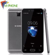 Origianl M-HORSE C9 5.0 дюймов 1280×720 смартфон 512 М Оперативная память 4 г Встроенная память 5.0MP и 2.0MP двойной Камера мобильный телефон, построенный в 2600 мАч Батарея