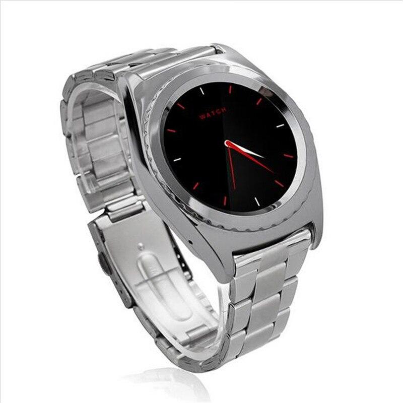 цена Smart Watch G4 SmartWatch Support SIM TF Card Heart Rate Monitor WristWatch Bluetooth Sync Notifier For Samsung Gear S2 Android в интернет-магазинах