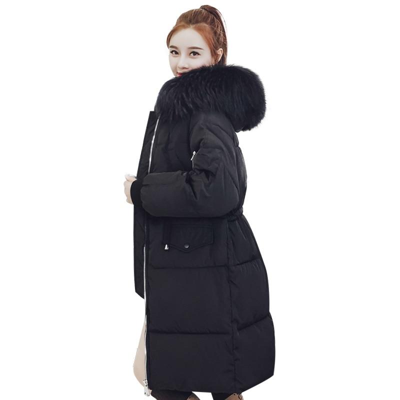 blanc Printemps Mode De 2018 Kuyomens Rouge gris Noir Coton Manteau Couleur Solide Hiver Survêtement Chaud Femmes corail Nouvelles Automne Veste FTxz5qw