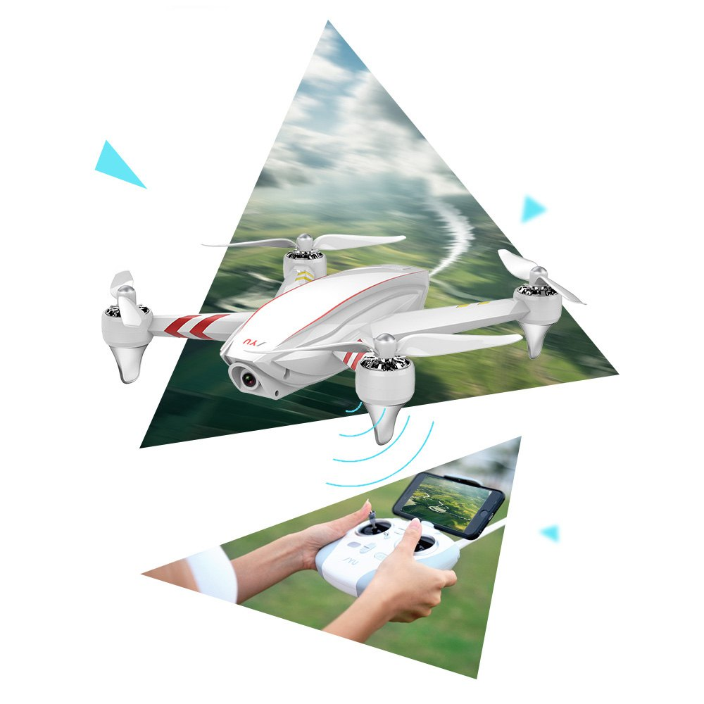Professional RC Drone JYU HornetS Racing Quadcopter 2.4GHz 6 Axis Gyro GPS Hovering Beginner Version Remote Control RC Toys