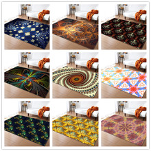 30 styles Creative Nordic style 3D Print carpets for living room Bedroom Area Rugs Hallway Carpet Kitchen Bath Antiskid Doormats