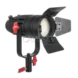 Image 4 - 1 Pc CAME TV Boltzen 30w Fresnel Fanless Fokussierbare LED Bi Farbe Mit Tasche Led video licht