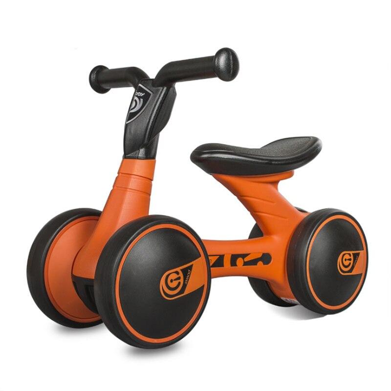 1 à 3 ans marcheurs enfants monter sur jouets balance vélo trois roues tricycle jouet pour enfant vélo bébé marcheur enfant meilleur cadeau