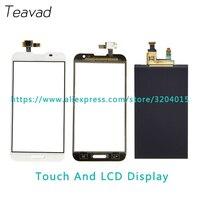 Pièce de rechange 5.5 ''Pour LG Optimus G Pro E980 E985 F240 LCD Affichage Écran et Écran Tactile Digitizer Capteur + Code De Suivi