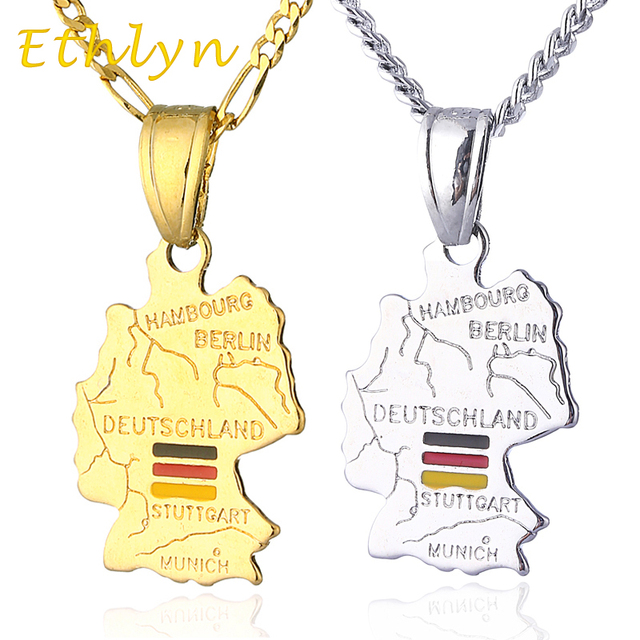 US $3.68 25% OFF|Ethlyn Bundesrepublik Deutschland Map pendant chain on grand island map, western il map, college station map, michigan gold panning map, us gold mines map, elko map, yolo county map, mother lode map, gold producing countries in africa, hanford map, rio linda map, colfax map, view northern california cities map, boone map, barbary coast map, philadelphia map, amador county winery map, north central fl map, little rock map, ohio gold deposit map,