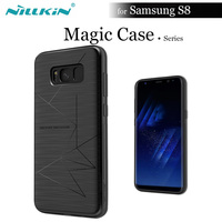 Nilkin For Samsung Galaxy S8 Silicone Case Cover Nillkin Magic Case With Magnetic Function For Samsung