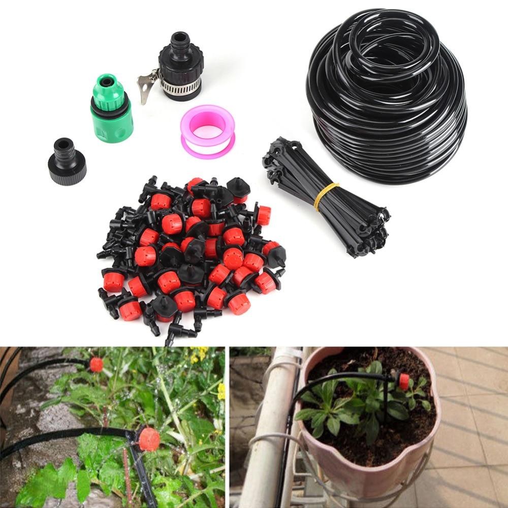 Aliexpress.com : Buy 25m Plant Watering System Garden Hose ...