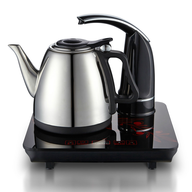 Electric kettle Automatic upper water electric 304 stainless steel glass вазы pavone ваза орхидея