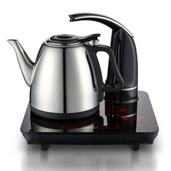 Electric kettle Automatic upper water electric 304 stainless steel glass