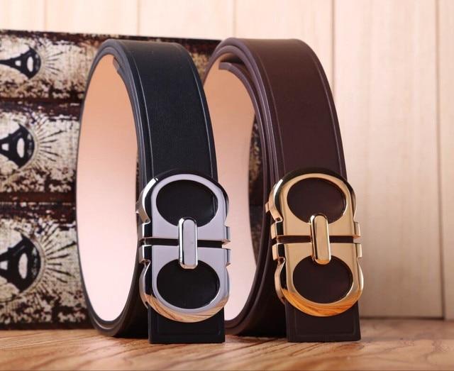 6d9af02816dc0 F ree shipping Men belts buckle 2015 belt with High quality genuine leather  belt designer Men's luxury belt buckle