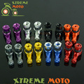 2pcs Universal Motorcycle Aluminum Wheels Tire Tyre Valve Stems Caps 90 Degree For KTM CR CRF XR YZ YZF WR WRF RM RMX RMZ KLX KX