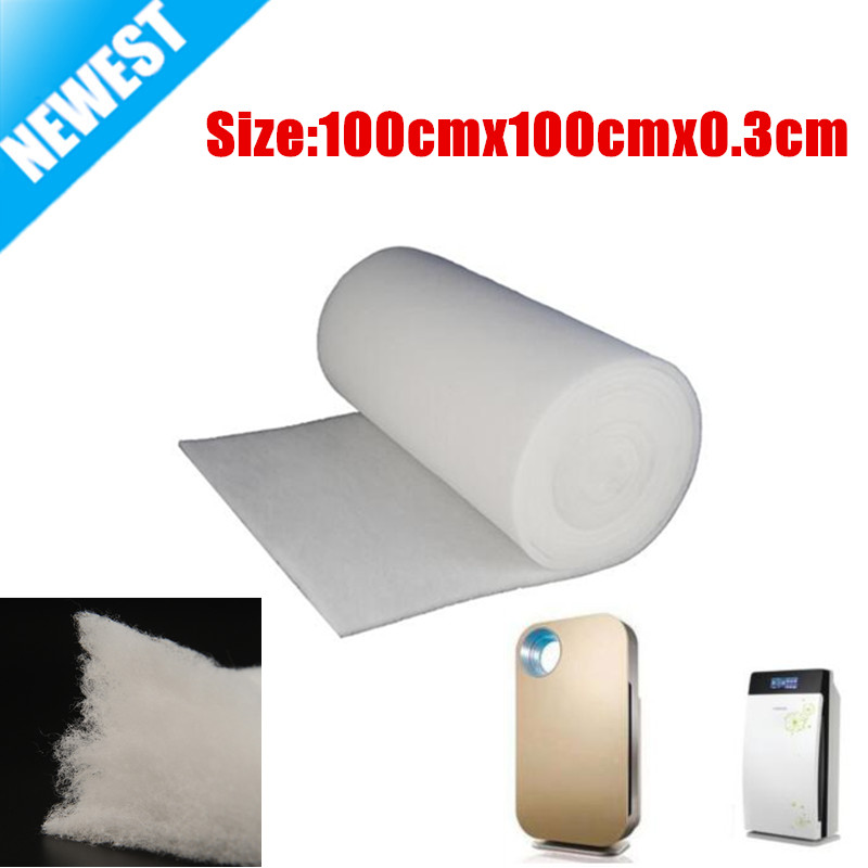 Details about  /1X New 3mm HOME Activated Carbon Filter Air Conditioner Purifier Pre Fabric 1x1m