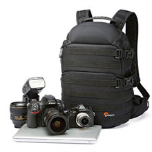 Free Shipping NEW Genuine Lowepro ProTactic 350 AW DSLR Camera Photo Bag Laptop Backpack with All Weather Cover
