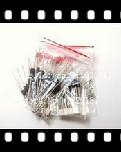 SR160,SR260,SR360,SR540,SR560,SR5100,SR5200 ,DIP 7values=70pcs, Each 10pcs,Electronic Components Package,Diode Assorted Kit