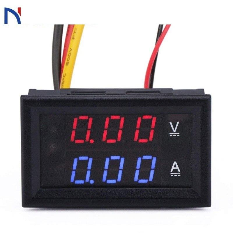 DealMux Clase 1.5 AC 50A Analog Amper/ímetro actual Panel Ampere Meter