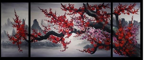 hand chinesisch bemalt stil malerei moderne abstrakte. Black Bedroom Furniture Sets. Home Design Ideas
