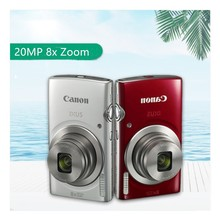 Canon Digital Camera  20mp 8x Compact Camera For Canon IXUS175 Digital Camera (China)