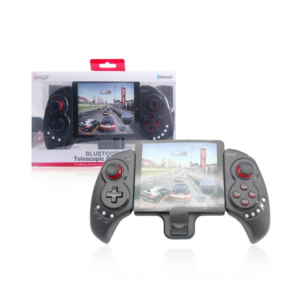 iPega Bluetooth Telescopic Wireless game pad gamepad joypad Gaming Controller controle For Android  iOS ipad mobile phone 9023