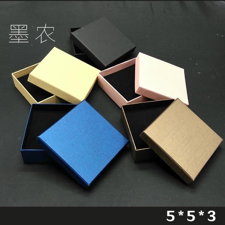 Manufacturers spot jewelry boxes, earrings, rings, bracelet earrings jewelry box factory direct wholesale