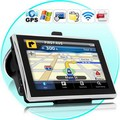 5 inch car gps navigator units